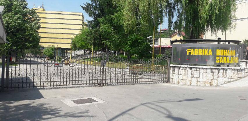 Šta će biti sa Fabrikom duhana Sarajevo