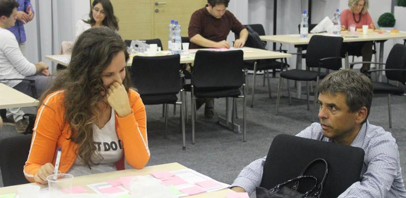 U INTERI petnaest timova započelo s realizacijom svojih poslovnih ideja