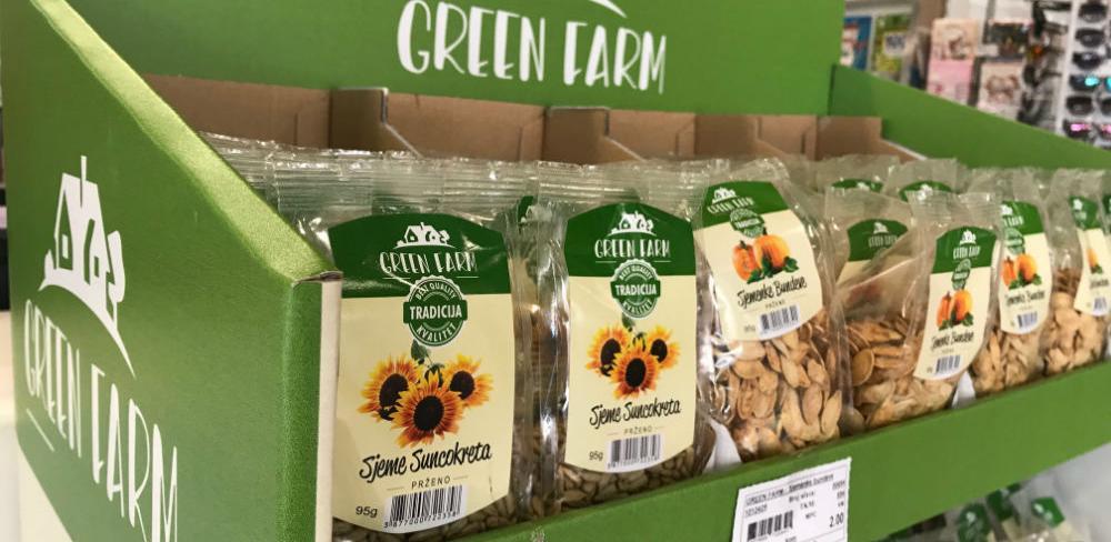 "Na tržištu novi brand ""Green Farm"""