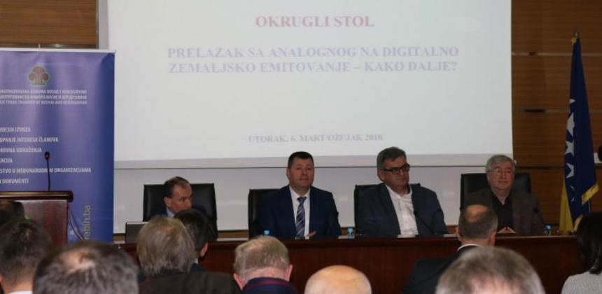 BiH jedina evropska zemlja bez digitalizacije, problem uspostavljanje operatora