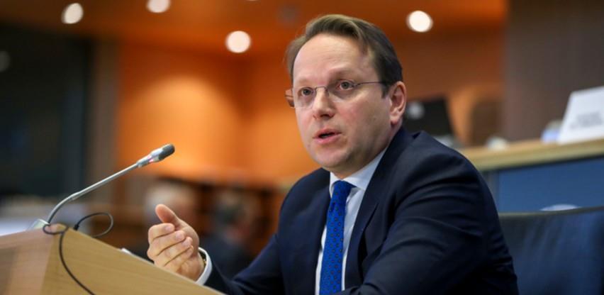 Varhelyi: Članice EU-a odobrile primjenu nove metodologije za Srbiju i Crnu Goru