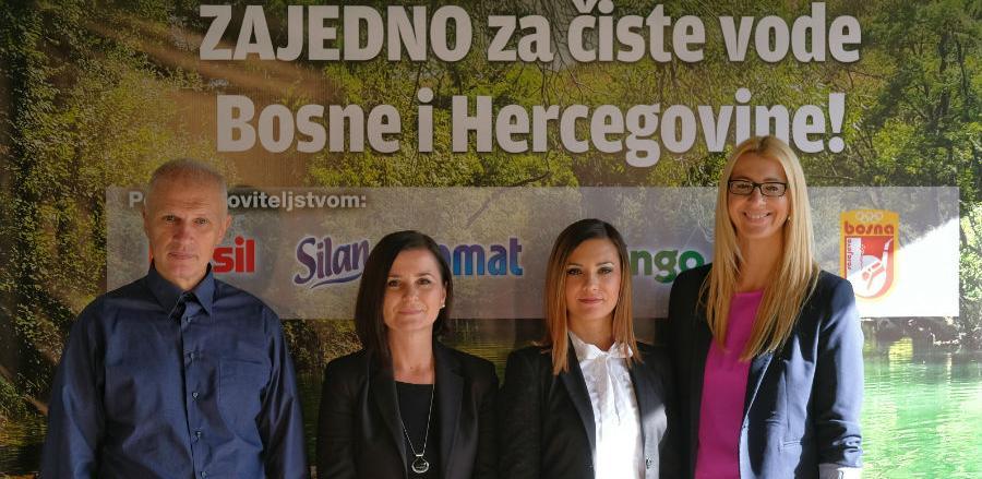 """Nova sezona ekološkog projekta """"Zajedno za čiste vode BiH"""""""