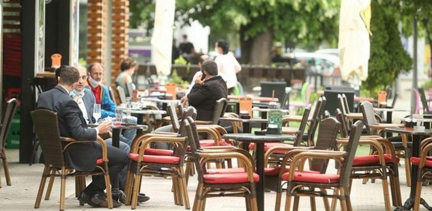 Ugostitelji u Banjoj Luci će za ljetne bašte izdvajati simboličnih 1KM