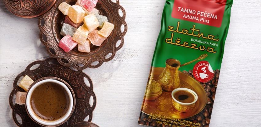 Novo iz Vispaka: Za ljubitelje malo jače kafe - Tamno pečena Zlatna džezva