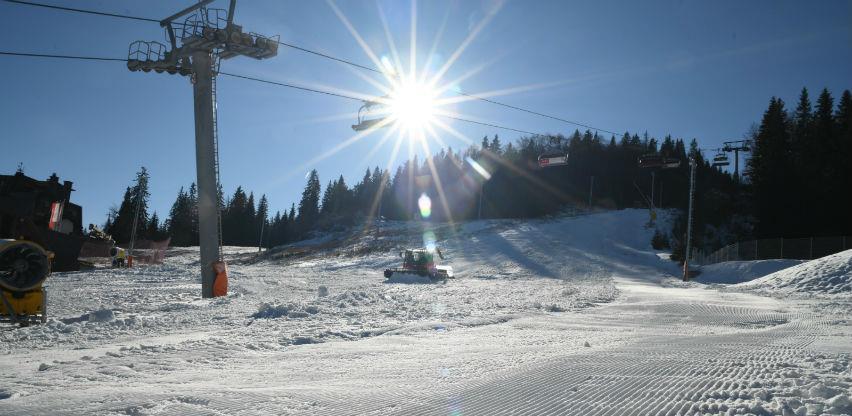 """Olimpijski centar """"Jahorina"""" zvanično otvorio sezonu skijanja"""