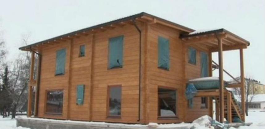 Prve drvene kuće sa Sokoca otpremljene na tržište Turske