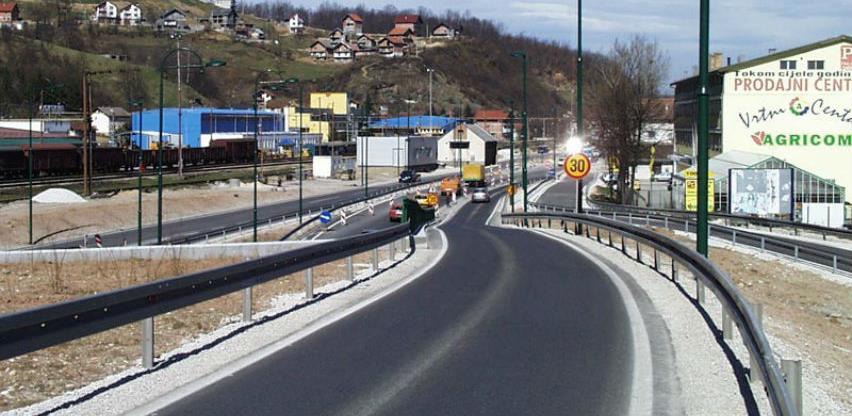 Uskoro izgradnja isključne trake sa ceste Zapadni prilaz gradu u naselju Osijek