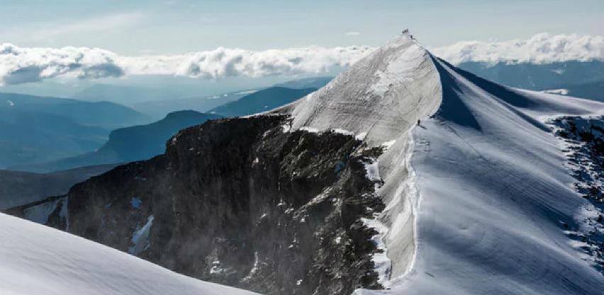 Švedska zbog globalnog zagrijavanja izgubila svoj najviši planinski vrh