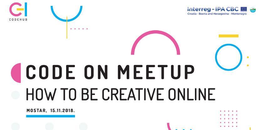 Dame koje su strast pretvorile u uspješne poslove govornice 6. Code On Meetup-a