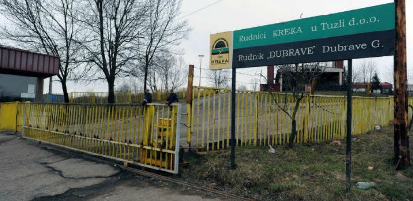 Inspekcija zatvorila površinski kop Dubrave u Rudnicima Kreka