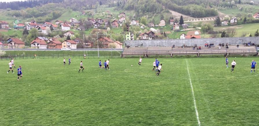 Općina Vogošća objavila poziv za rekonstrukciju ograde stadiona u Svrakama