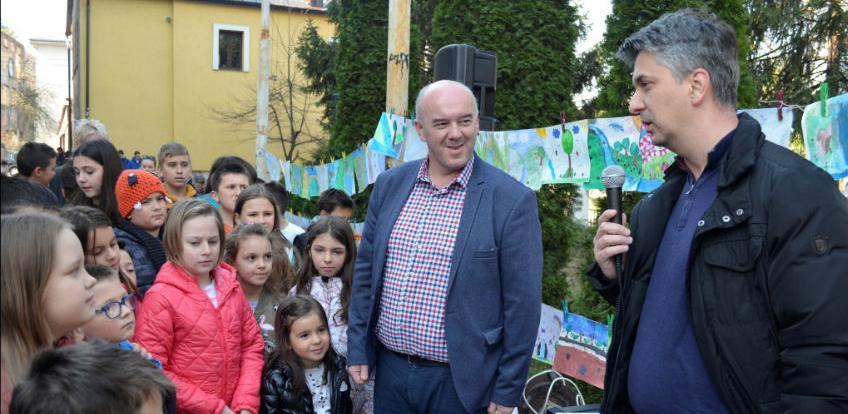 Lukavac cement i učenici OŠ Vladislav Skarić obilježili Svjetski dan šuma i voda