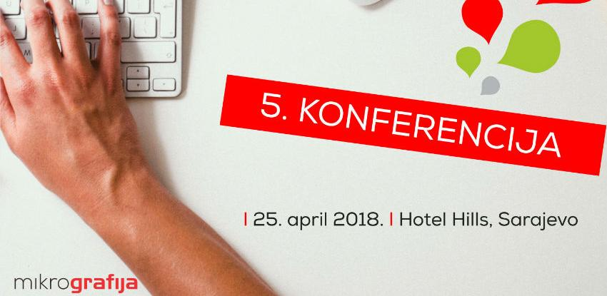 U aprilu 5. konferencija Mikrografije