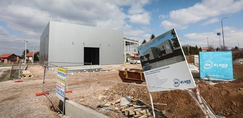 U Istočnoj Ilidži grade se četiri nova poslovna objekta