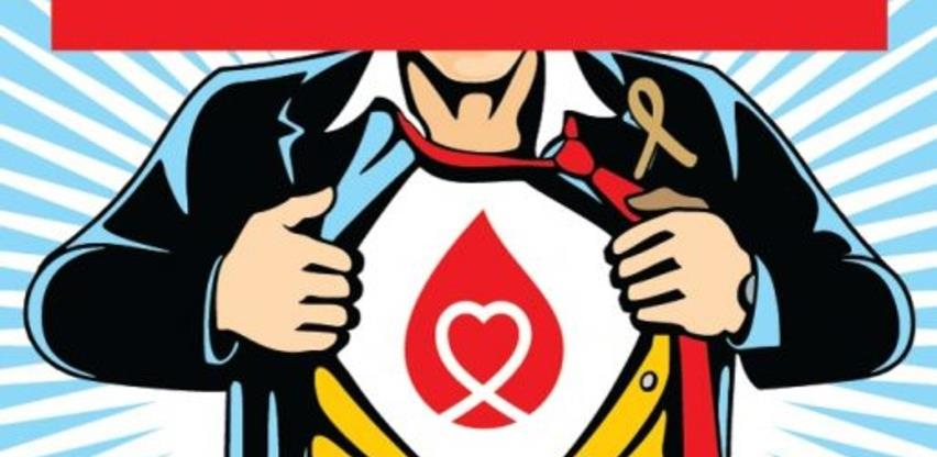 Daruj krv i spasi male heroje oboljele od raka