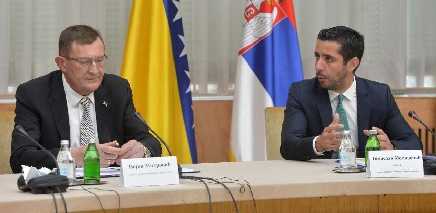 Mitrović: Granični prelaz u Bratuncu bit će završen u maju