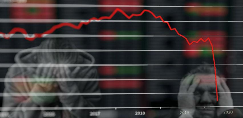 Američki privatni sektor u aprilu otpustio 20,2 miliona radnika