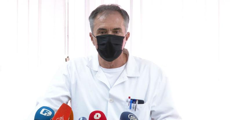 Opća bolnica dobila neupotrebljive respiratore od UAE