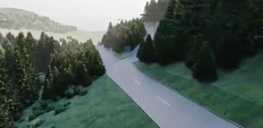 Najavljena gradnja novog puta ka Trebeviću