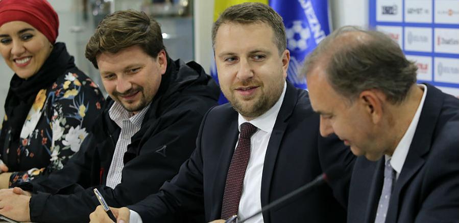 Grad Sarajevo izdvojio 200.000 KM za rekonstrukciju stadiona Grbavica