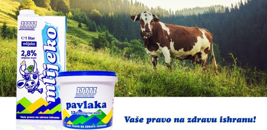 Zenička industrija mlijeka obilježila 59 godina uspješnog poslovanja