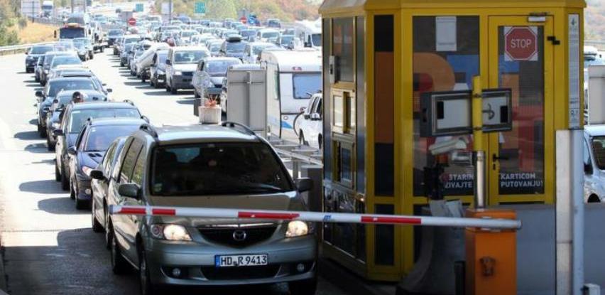 U Hrvatskoj naplata putarine manja za 31 odsto
