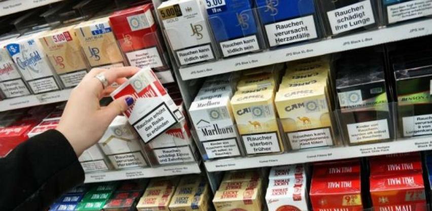 Nove cijene cigareta u BiH stupile na snagu