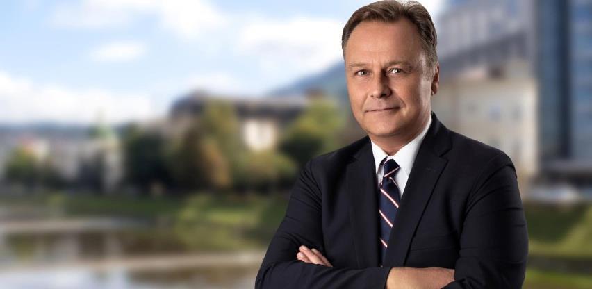"""""""Sva bol svijeta"""": Muhamed Fazlagić Fazla postao savjetnik ministra odbrane"""