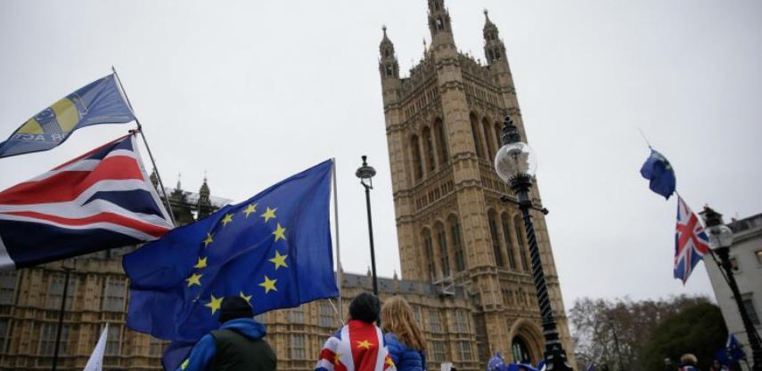 Velika Britanija napustila Evropsku uniju