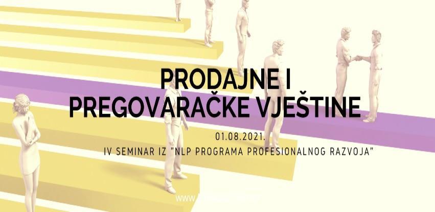 LiderLab seminar: Prodajne i pregovaračke vještine