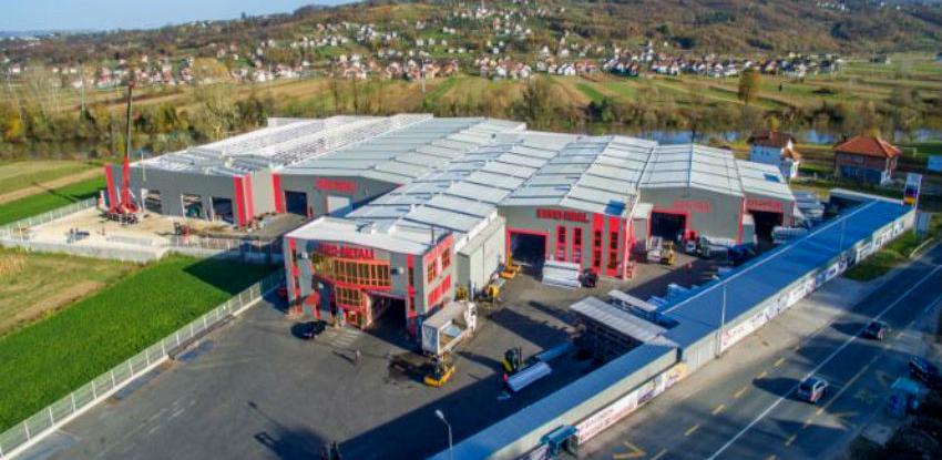 Euro Metali i Euro Roal grade najveći i najsavremeniji Steel Centar u BiH
