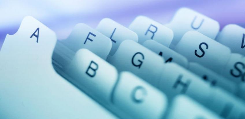 Odluka o određivanju standardnog izbora podataka iz Registra fin. izvještaja