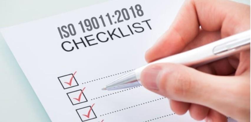 Webinar: ISO 19011:2018 – Nove smjernice za auditiranje sistema upravljanja