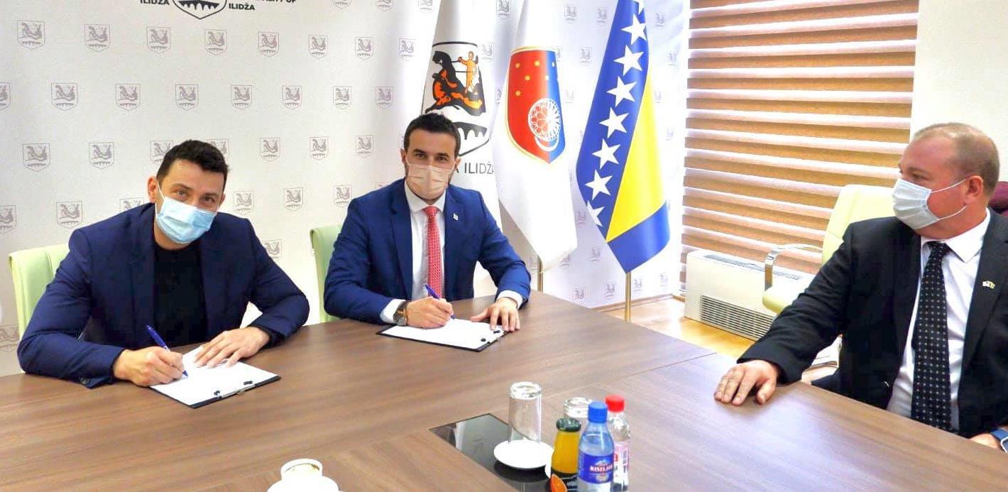 Larson: U prvih 100 dana Općina Ilidža dokazala da je lider u borbi protiv korupcije u KS