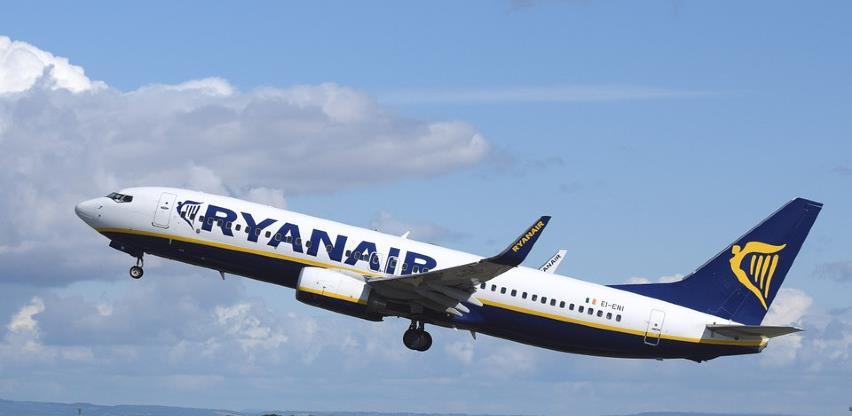 Ryanair i Wizz Air privremeno obustavljaju letove prema bh. gradovima