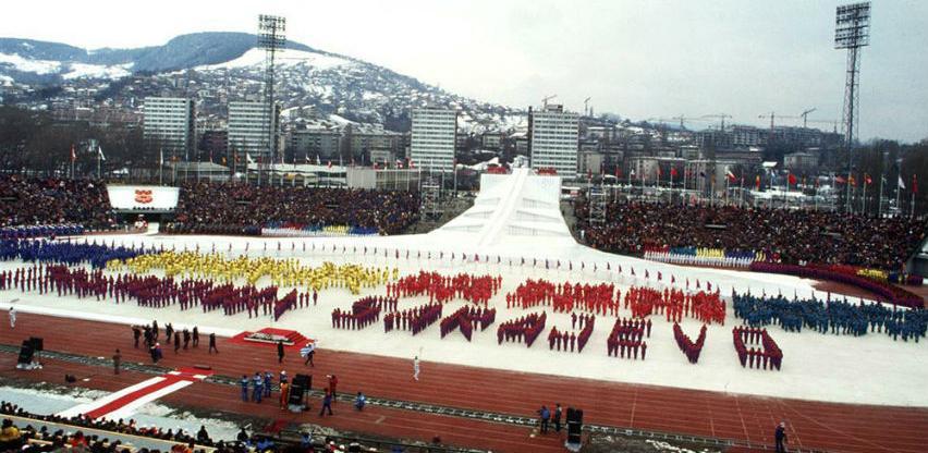 Na današnji dan prije 35 godina otvorene Zimske olimpijske igre u Sarajevu