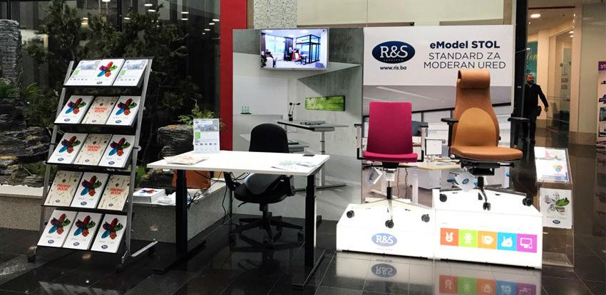 R&S promoviše revolucionarni radni stol koji koriste Google i Facebook