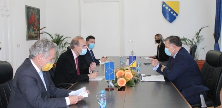 Brkić izrazio zahvalnost za pomoć institucija EU i država članica BiH