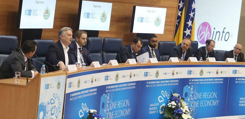 Za jači razvoj regije potrebne zajedničke razvojne politike