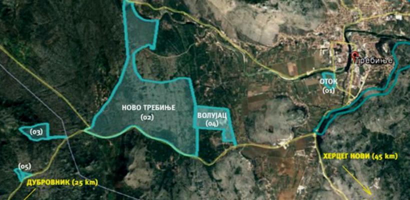 Ekonomska zona Novo Trebinje prilika za razvoj elitnog turizma