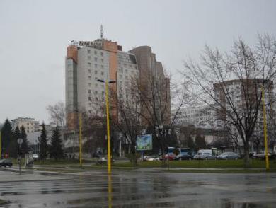 Omča oko vrata radnika Hotela Tuzla