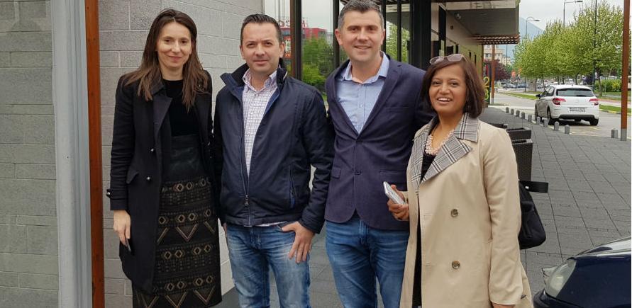 Delegacija Svjetske banke posjetila sarajevsku kompaniju Interlogistic