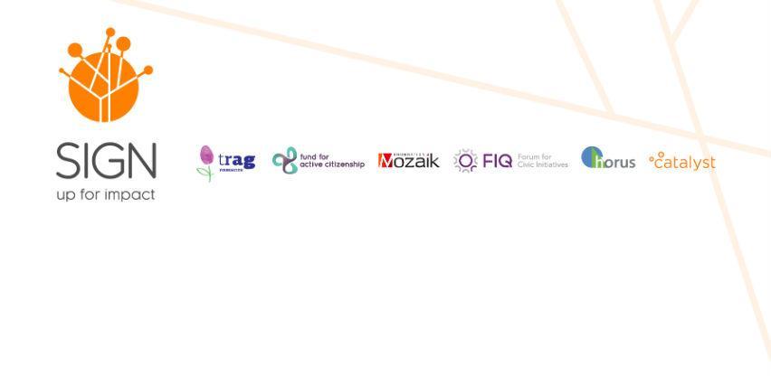 SIGN mreža i Fondacija Mozaik pozivaju organizacije na Akademiju održivosti