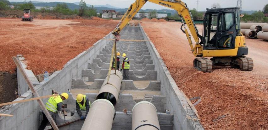 EPBiH: Radovi na gradilištima Bloka 7 i VE Podveležje odvijaju se prema planu