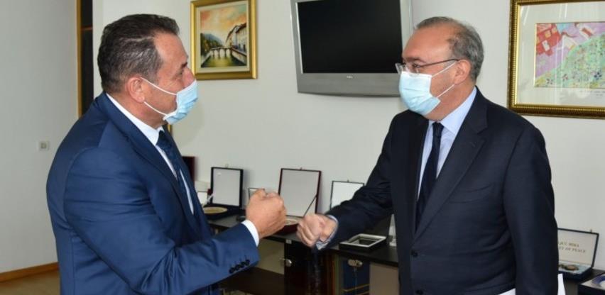 Turska i BiH nastavit će jačati saradnju u svim oblastima
