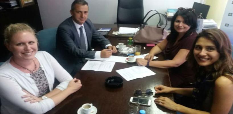 Delegacija Američke ambasade i Američke komore u BiH u posjeti PKFBiH