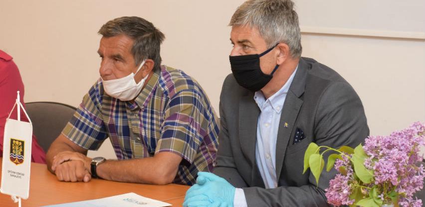 Općina Centar dodijelila plastenike za 17 domaćinstva