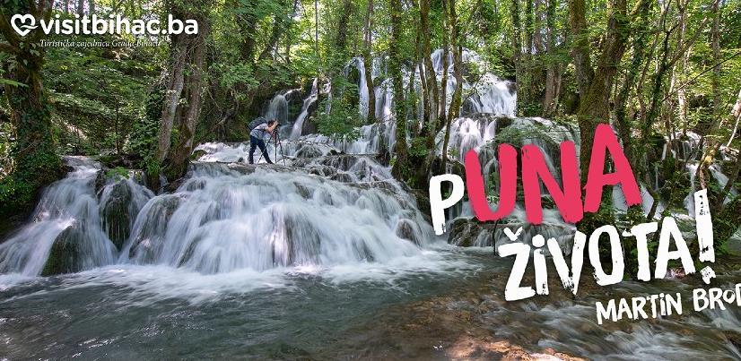 pUNA života - nova promotivna kampanja TZ Bihać