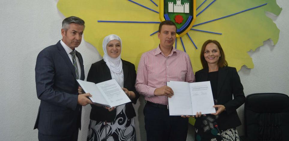 Ozvaničen početak radova na historijskom projektu za građane Visokog