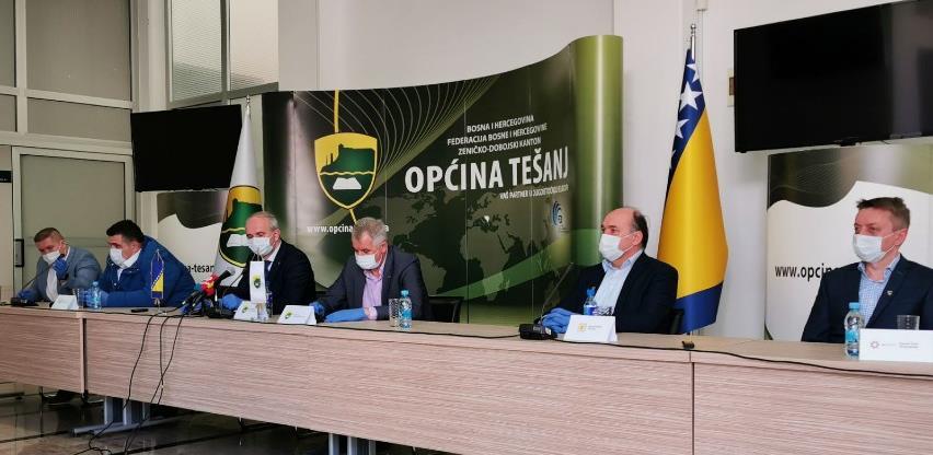 Tešanjski privrednici i vlast razočarani odlukom Vlade FBiH
